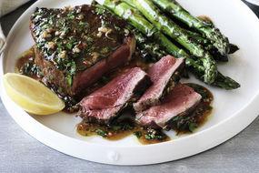 Chang's Marinated Steak