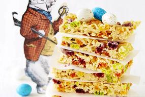 Funtastic Marshmallow Easter Egg Bars