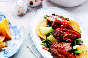 Chinese Master Stock Caramelised Pork Belly