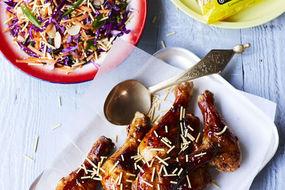 Thai Chicken Drumsticks