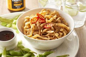 Five spice crunchy noodles