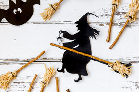 Witches Broomsticks