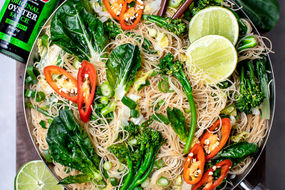 Super Greens with Oyster Sauce