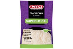 Traditional Super Lo-Cal Noodles