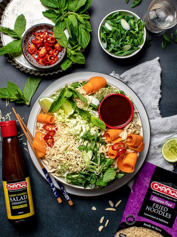 Chang's Crispy Noodle Salad Abundance Bowl