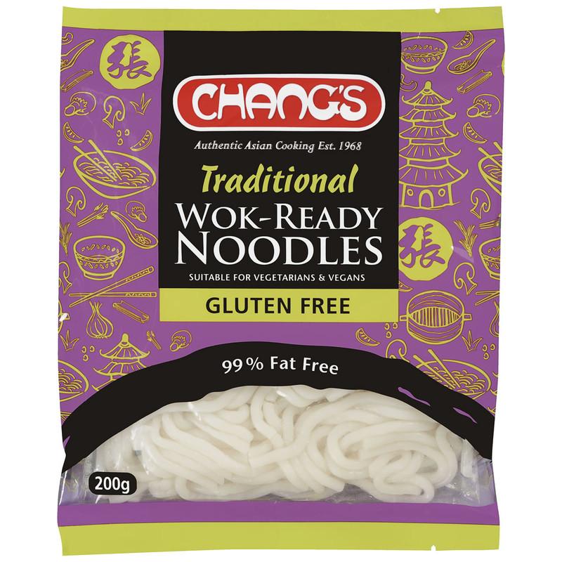 Wok-Ready Noodles