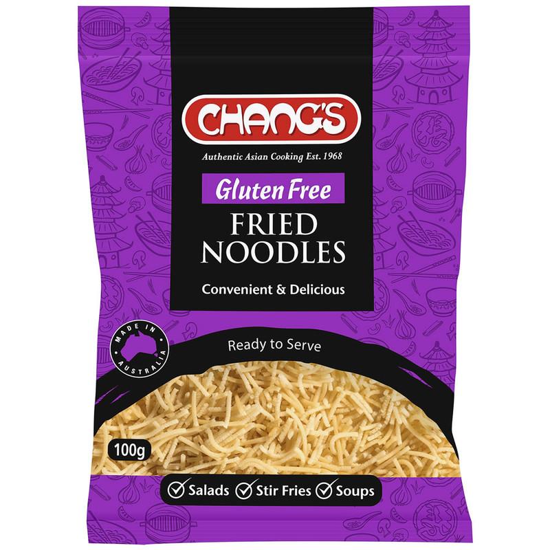 Gluten Free Fried Noodles