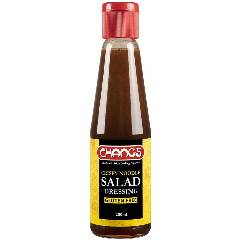 Crispy Noodle Salad Dressing