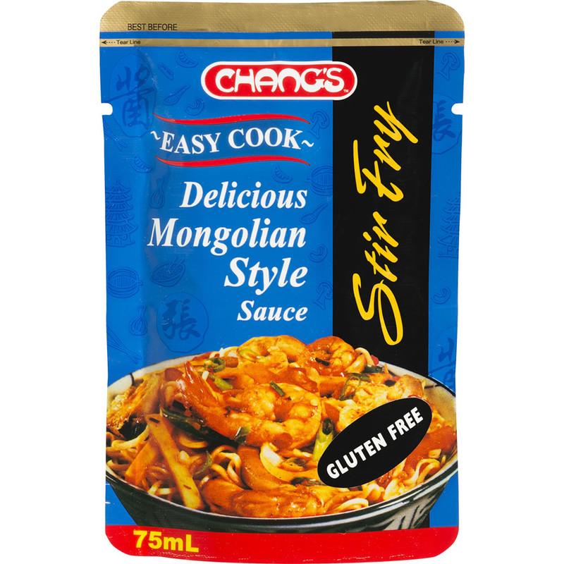 Delicious Mongolian Style Stir Fry Sauce