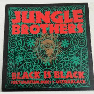Black Is Black (Ultimatum Mix) + Ultrablack
