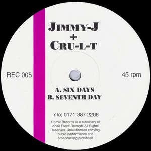 6 Days  -  Jimmy-J + Cru-L-T