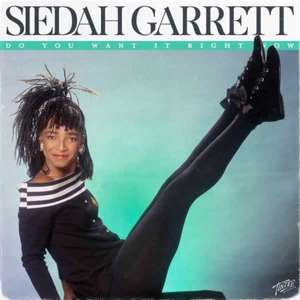 Do You Want It Right Now  -  Siedah Garrett