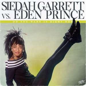 Do You Want It Right Now  -  Siedah Garrett, Eden Prince