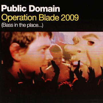 Operation Blade 2009  -  Public Domain