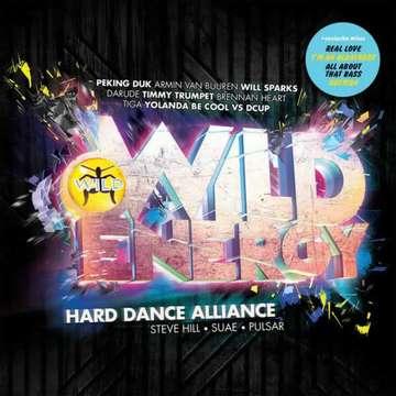 Wild Energy 2015  -  Mixed by Hard Dance Alliance / Steve Hill + Suae + Pulsar