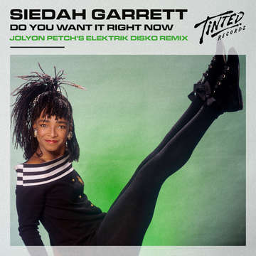 Do You Wan It Right Now (Jolyon Petch's Elekrtik Disko Remix) -  Siedah Garrett