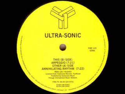 Ultra-Sonic – Annihilating Rhythm