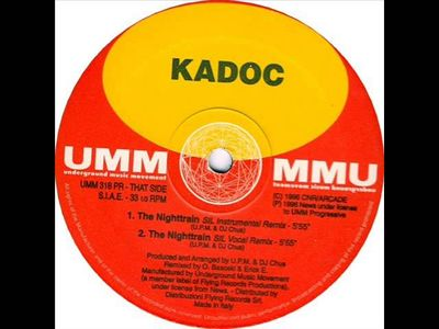 Kadoc – Night Train