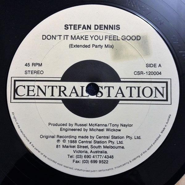 Don't It Make You Feel Good -  Stefan Dennis