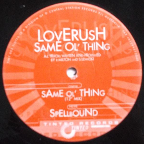 Same Ol' Thing -  Loverush