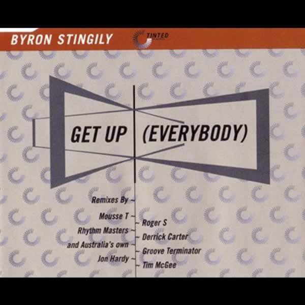 Get Up (Everybody)  -  Byron Stingily