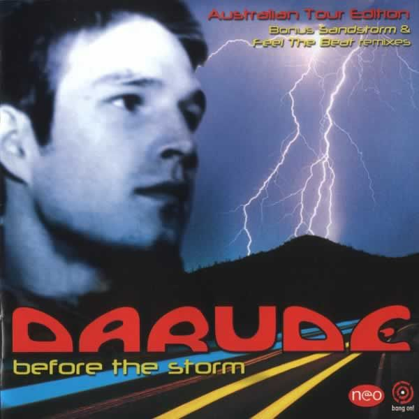 Before The Storm  -  Darude