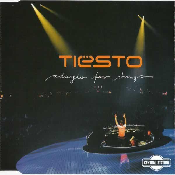 Tiësto - Adagio For Strings  -  Tiësto