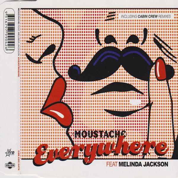 Moustache Feat. Melinda Jackson - Everywhere  -  Melinda Jackson