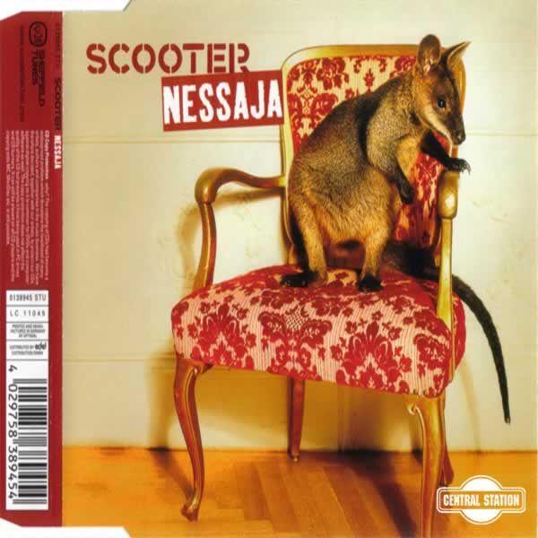 Nessaja -  Scooter