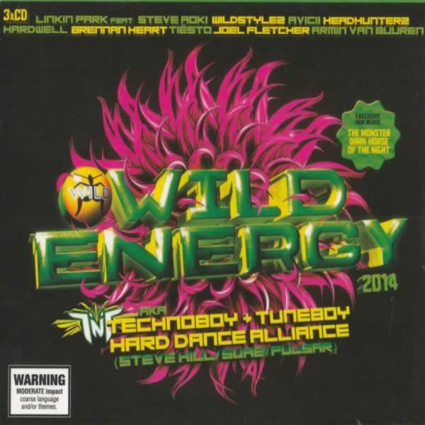 Wild Energy 2014  -  Mixed by Technoboy + Tuneboy and Hard Dance Alliance