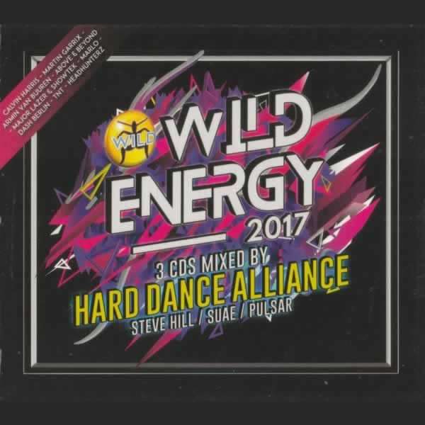 Wild Energy 2017 Mixed by Hard Dance Alliance -  Various Artists