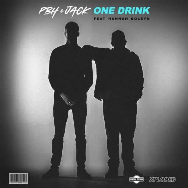 One Drink -  PBH & Jack