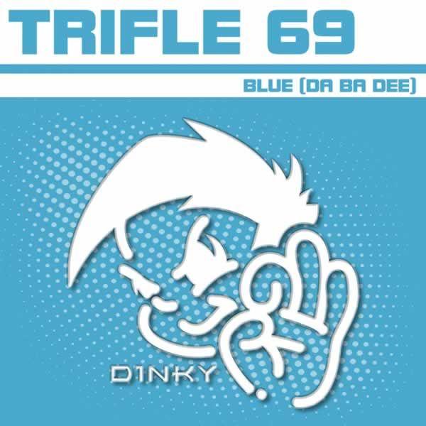Trifle 69 - Blue  -  Trifle 69