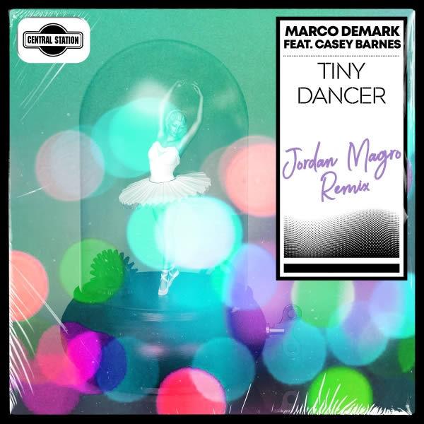 Tiny Dancer (Jordan Magro Remix)  -  Marco Demark feat. Casey Barnes