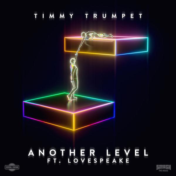 Another Level feat. Lovespeake -  Junior Jack