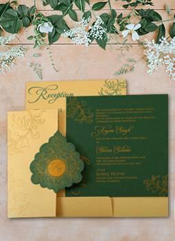 Muslim Wedding Cards-123WeddingCards