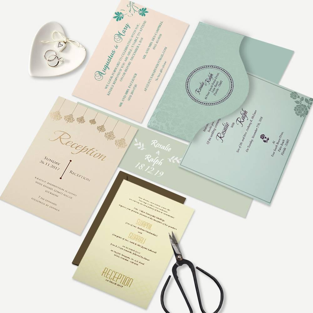 Wedding Invitations Insert -123weddingcards