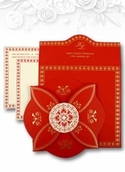 Indian Wedding Cards-123WeddingCards