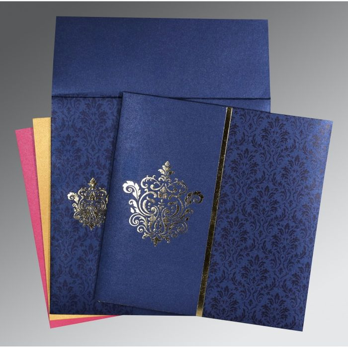 WEDDING CARD : CIN-1503 - IndianWeddingCards