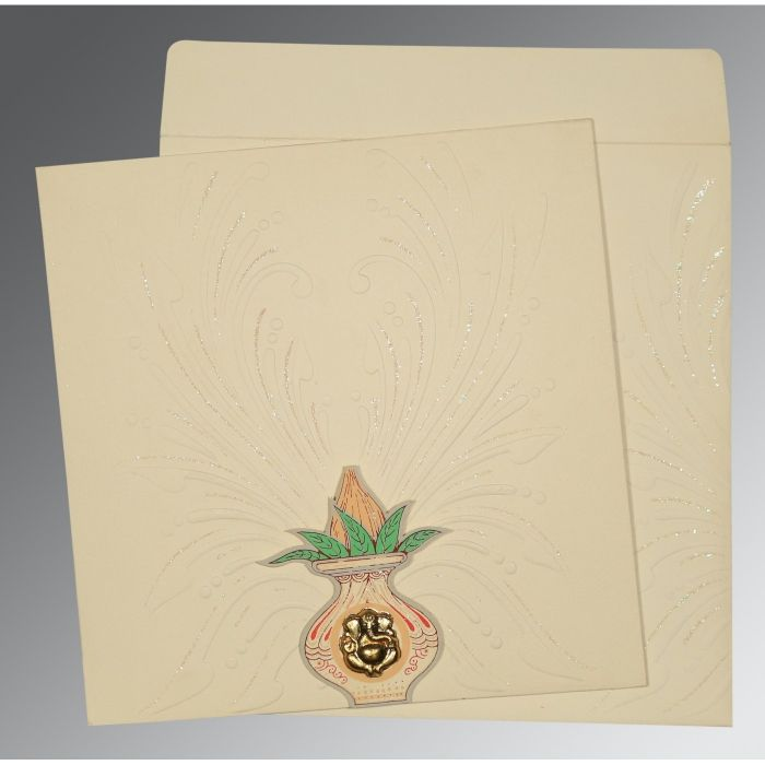 WEDDING INVITATION : CIN-1188 - IndianWeddingCards