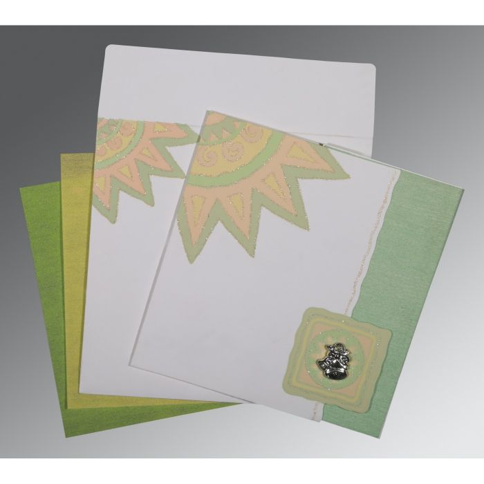 WEDDING INVITATION : CC-1266 - IndianWeddingCards