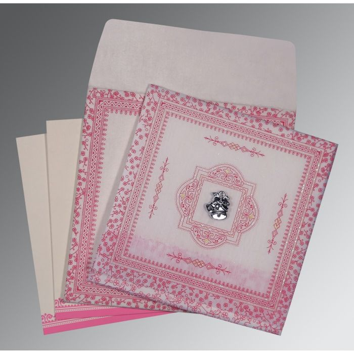 WEDDING CARD : CC-8205A - IndianWeddingCards