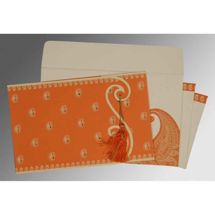 WEDDING INVITATION : CC-8252D - IndianWeddingCards