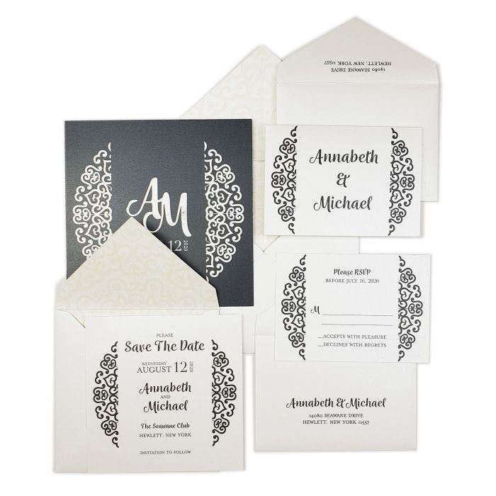 WEDDING INVITATION : CIMPRESSION - IndianWeddingCards
