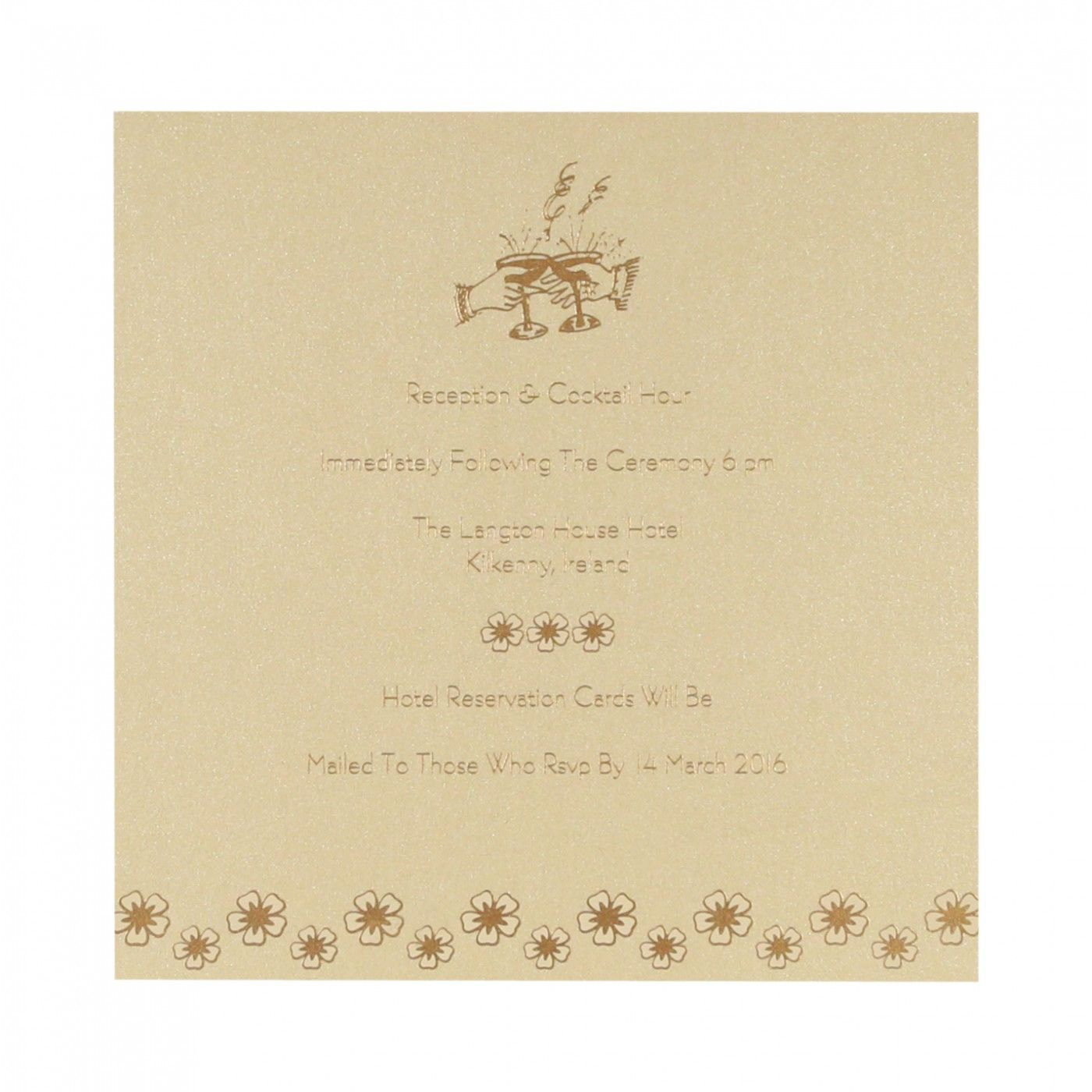 WEDDING CARD : CC-8258A - IndianWeddingCards