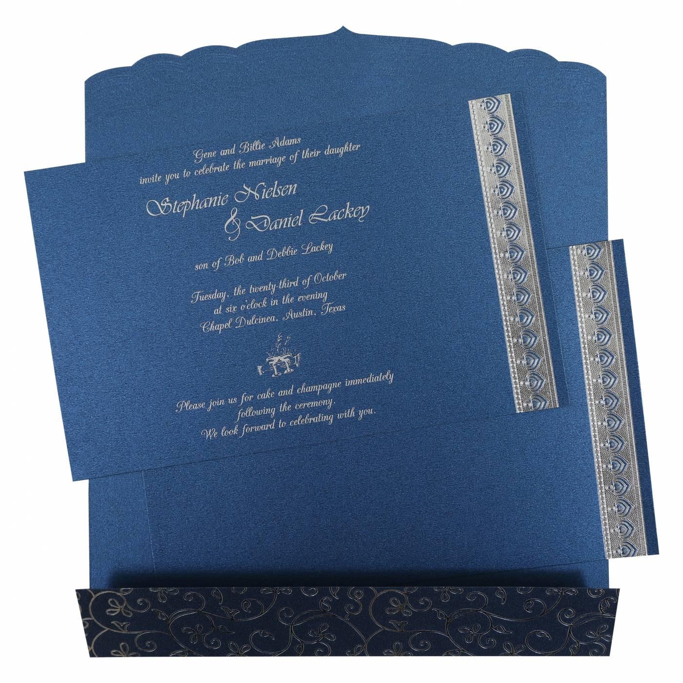 WEDDING INVITATION : CC-806B - IndianWeddingCards
