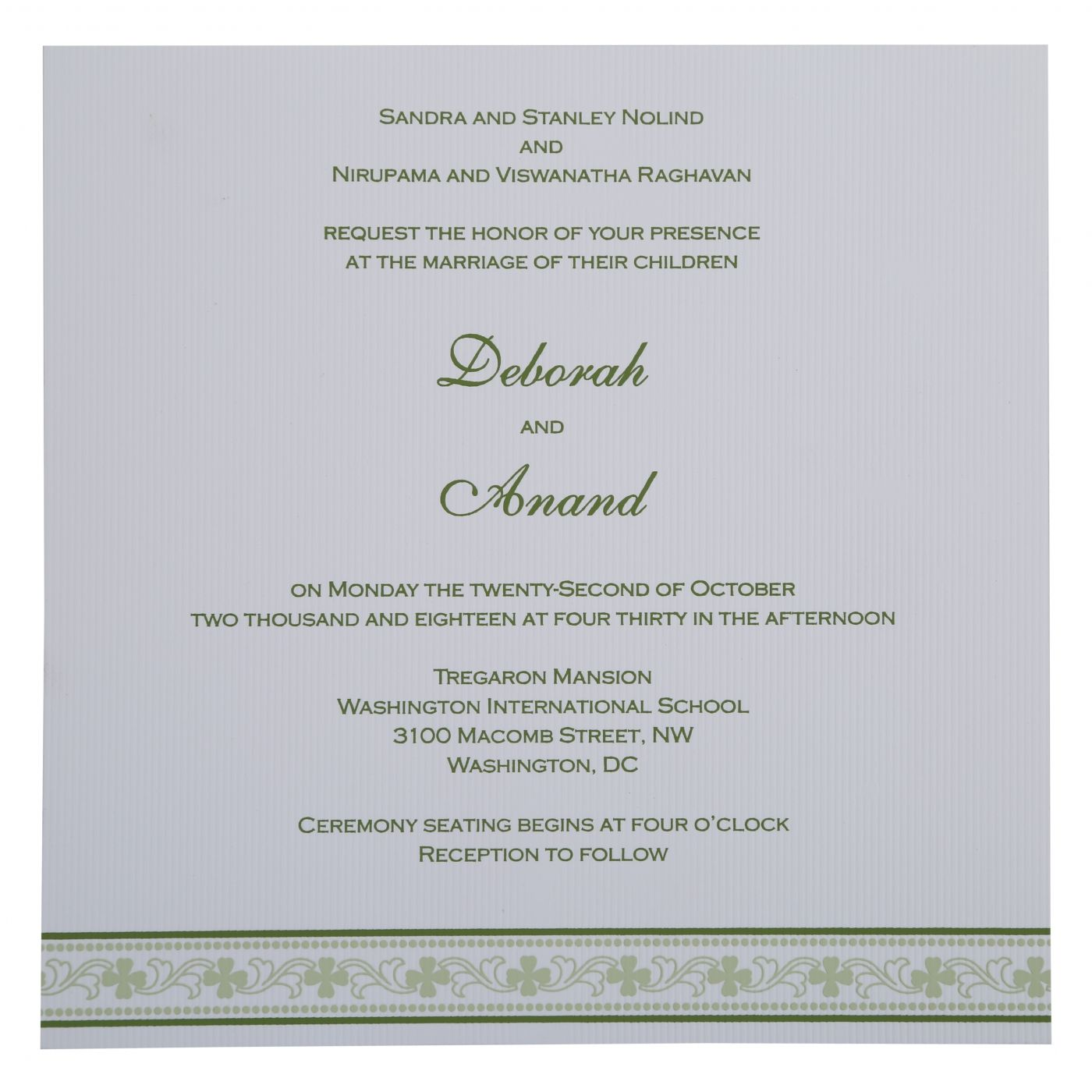 WEDDING INVITATION : CC-808A - IndianWeddingCards
