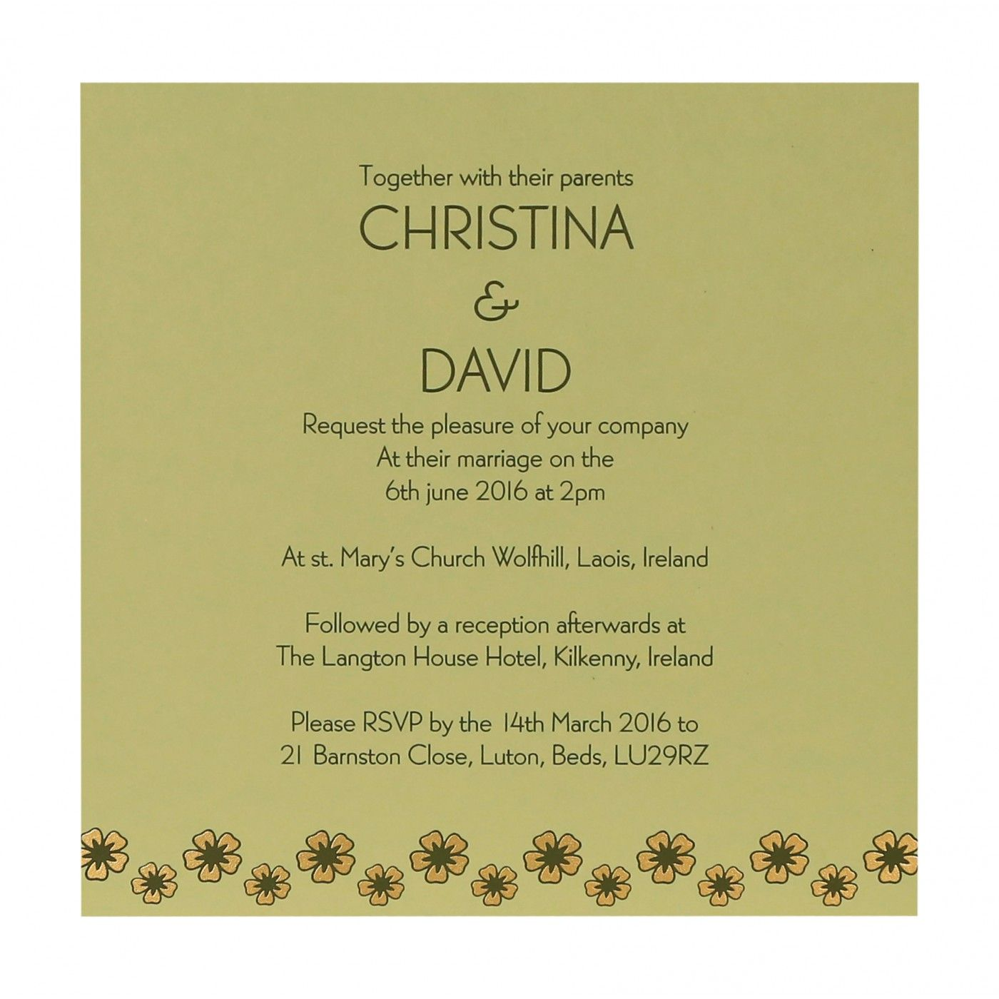 DARK GREEN SHIMMERY BUTTERFLY THEMED - SCREEN PRINTED WEDDING CARD : CD-8258B - IndianWeddingCards