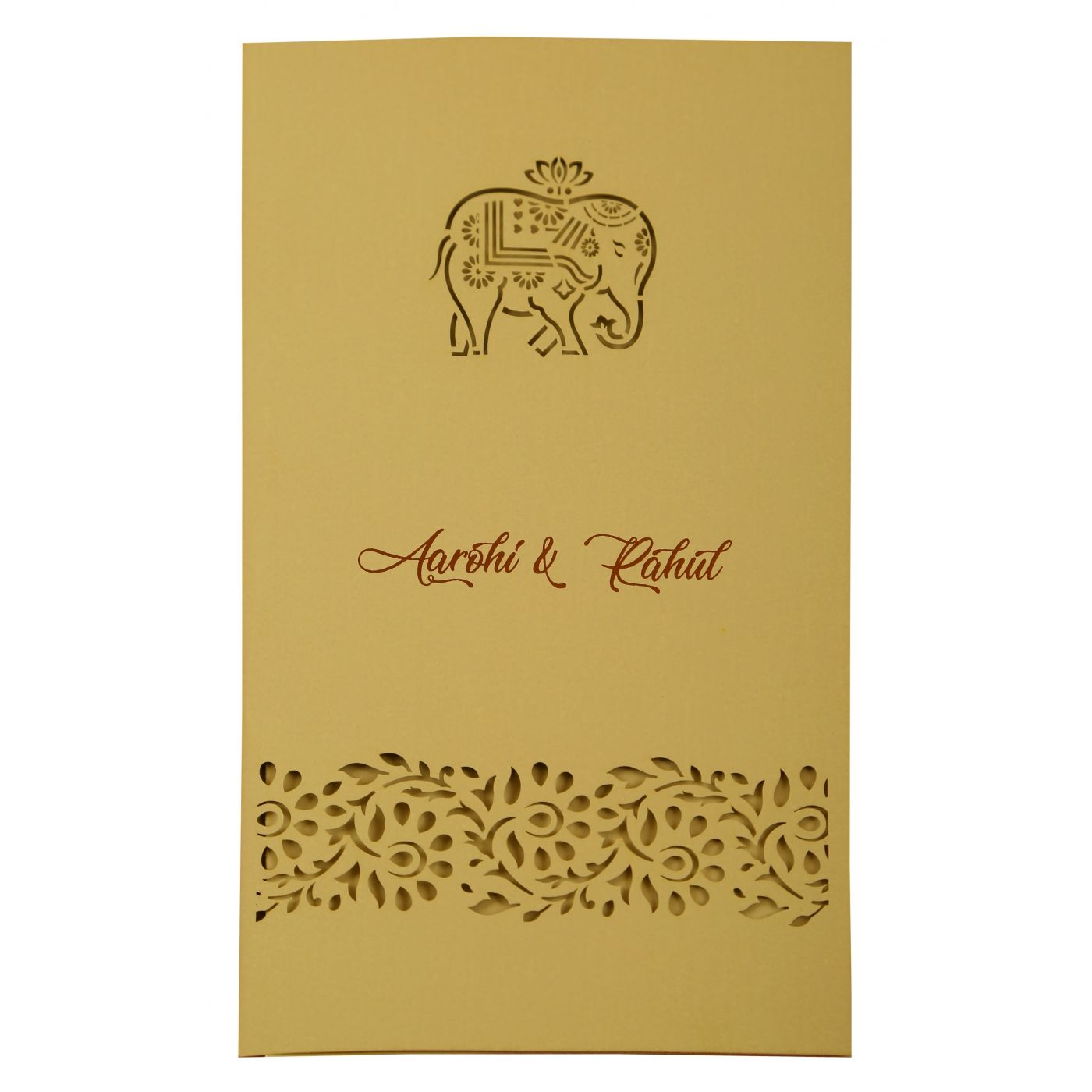 WEDDING INVITATION : CC-1922 - IndianWeddingCards