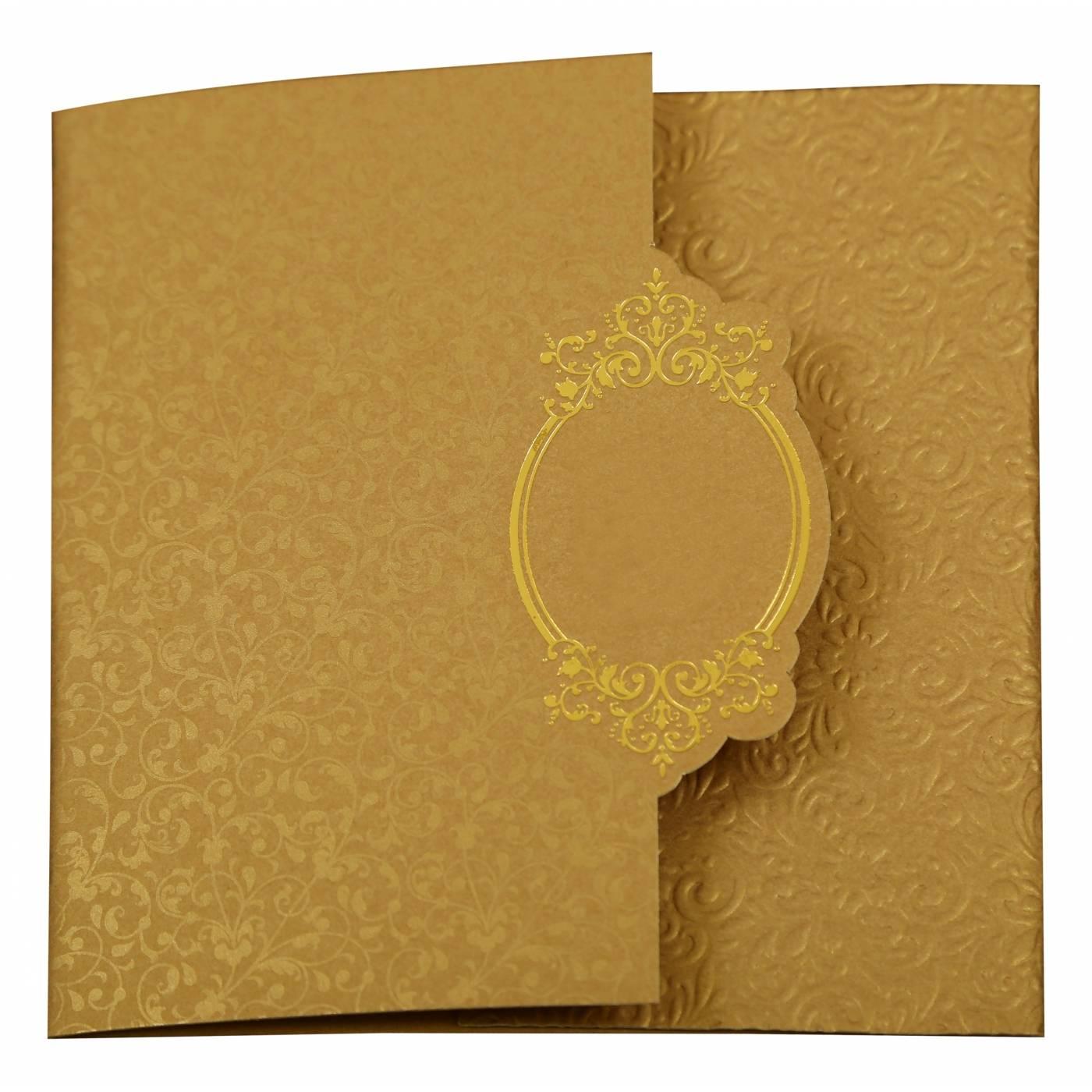 WEDDING INVITATION : CC-1864 - IndianWeddingCards